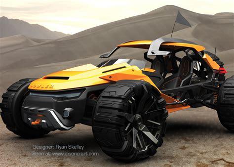 offroad cer bowler raptor concept cars diseno art