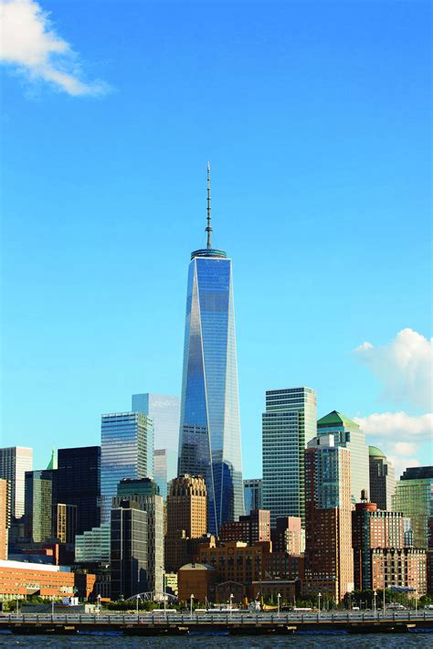 Broadcasters Return To 1 World Trade Center After 14 Year