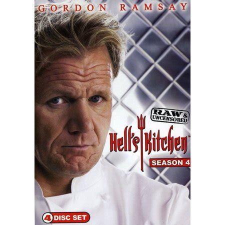 hell s kitchen season 4 hell s kitchen season 4 frame walmart