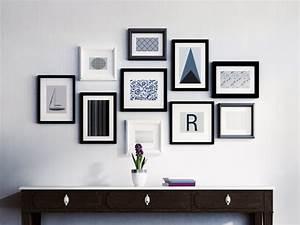 Fotos Schön Aufhängen : passende fotorahmen finden und fotos richtig anordnen ~ Lizthompson.info Haus und Dekorationen
