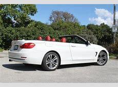 2015 BMW 428i xDrive Convertible Review Car Reviews