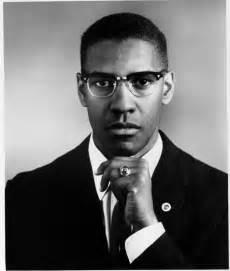 Denzel Washington Malcolm X