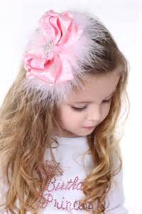 Little Girl Hair Bows