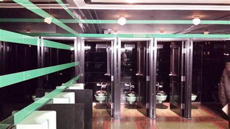Hermitage Hotel Nashville Mens Bathroom by Deco Bathrooms Deco Style