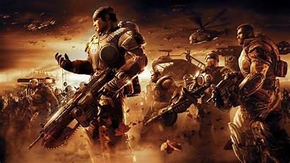 Gears War Wallpapers 3d Gaming Games Desktop