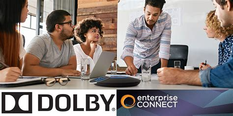 We Examine Dolby's Voice Room Solution At Enterprise