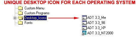 deployment guide icons adt deployment guide part 5 options profiles and desktop icons