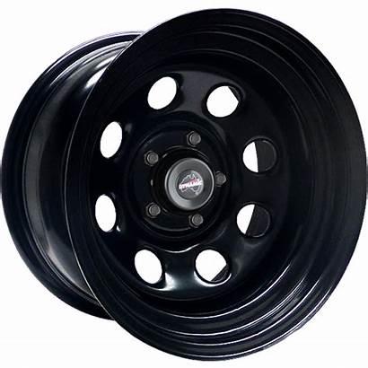 Steel Soft Dynamic 17x8 Rims Wheel Round