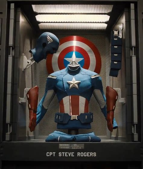 captain americas uniform marvel cinematic universe wiki