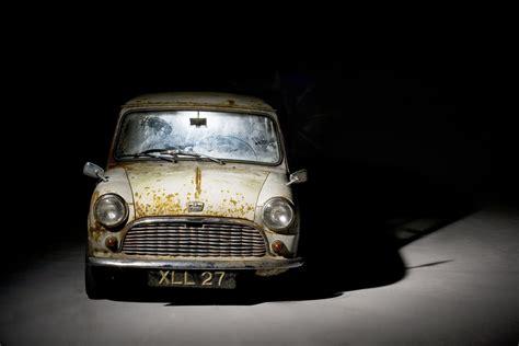 oldest surviving unrestored austin mini sold