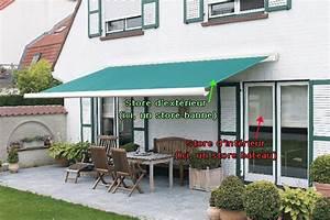 Toile Pour Store Enrouleur Exterieur : store ext rieur terrasse ~ Edinachiropracticcenter.com Idées de Décoration