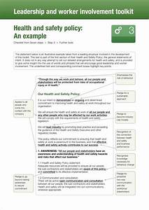 Hse Health And Safety Policy Template 2 General Safety Policy Templates PDF Free Premium Templates
