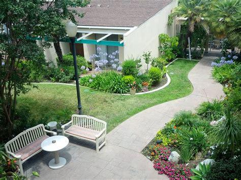 ホテルパシフィックガーデン ロサンゼルスのくつろぎの空間