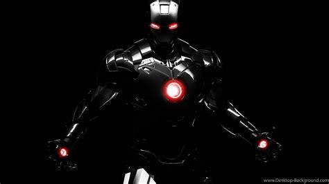 Hd Wallpaper New Black Iron Man Movie Hd Movie Wallpapers