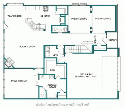 house floor plans with 2 master suites home mansion