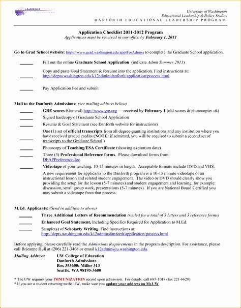 4 graduate school admissions resume free sles