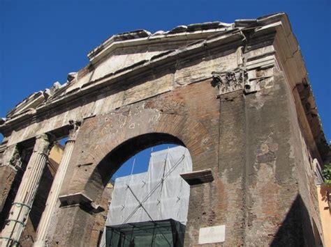 silent sunday porticus octaviae rome alison mortons