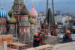 Top 10 Unusual Photos Of Moscows Red Square Russia Beyond