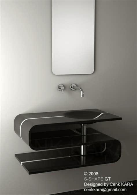 shaped sink design