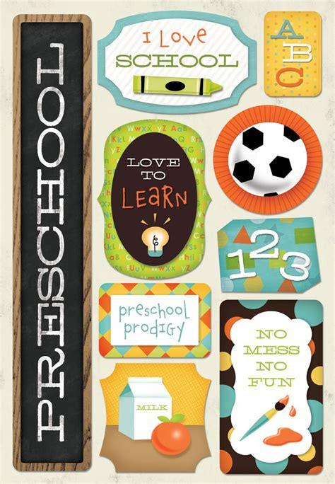 foster design school collection cardstock 977   SBC kf 11623
