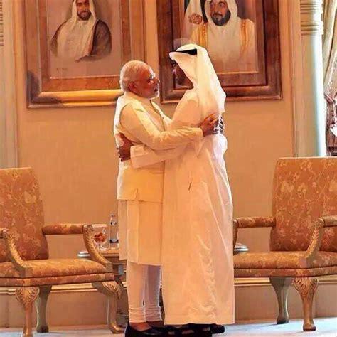 secular leaders lambast modi  awkward body language