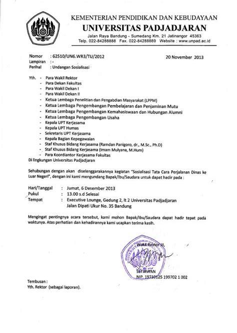Contoh Surat Perjalanan Dinas Karyawan Swasta by Contoh Jurnal Ilmiah Universitas Indonesia Tracy Notes