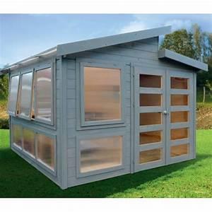 Abri Vélo Pas Cher : solid abris de jardin merano 28 mm pas cher achat ~ Premium-room.com Idées de Décoration