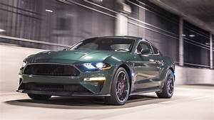 Bullitt Mustang Returns For The 2019 Model Year As Limited Edition - autoevolution