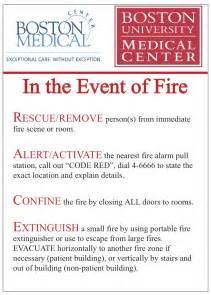 fire safety plan environmental health  safety
