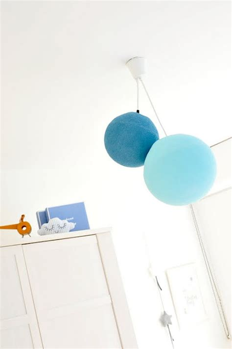 lustre pour chambre enfant lustre en bois pour la chambre avec les plafonniers de coton
