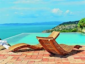 Chaise Longue Piscine : chaises longues et transats galerie photos d 39 article 13 24 ~ Preciouscoupons.com Idées de Décoration