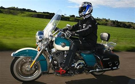 Harley Davidson Flhr Road King Review Telegraph