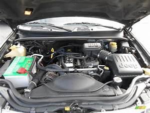 2001 Jeep Grand Cherokee Laredo 4x4 4 0 Liter Ohv 12