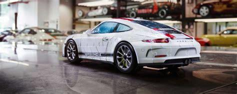 3d puzzle porsche porsche 911 r disponible en puzzle 3d les voitures