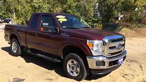2011 Ford F250 Supercab Xlt 4x4 Youtube Walkaround At Benson Auto In Franklin Nh For Sale