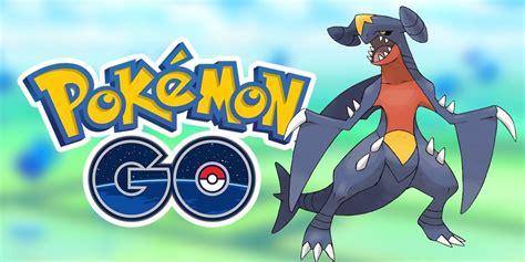 Pokemon GO: Best Movesets for Garchomp