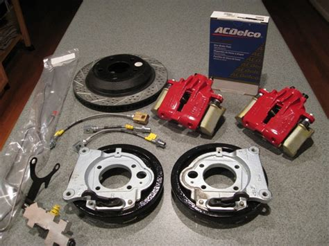 LS1 Rear disc conversion kit