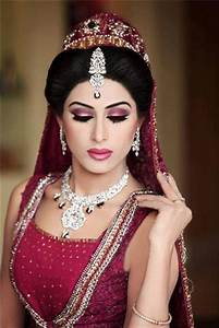 1000+ images about Bridal Makeup & Jewellery Collection indian on Pinterest Indian bridal