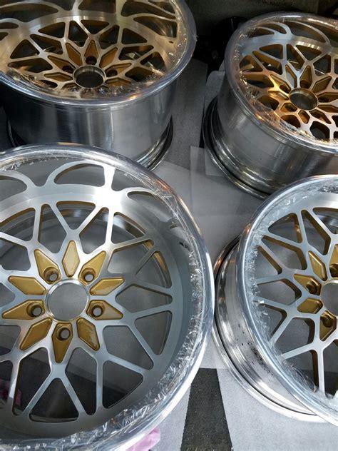 sale custom snowflake billet aluminum wheels