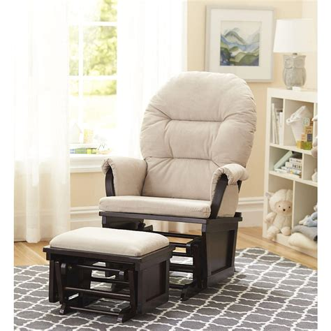 Metropolitan Glider And Ottoman by Furniture Fill Your Home With Comfy Shermag Glider For