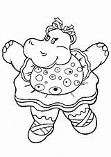 Hippo Coloring Pages Colouring Stethoscope Baby Procoloring Animal Printable Lily Cartoon Crafts Cute Loud Too Easy Sheets Horse Activities Preschool sketch template