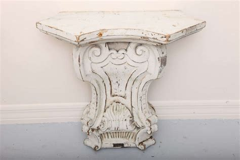 Corbels For Sale by Pair Of Architectural Wall Corbels For Sale At 1stdibs