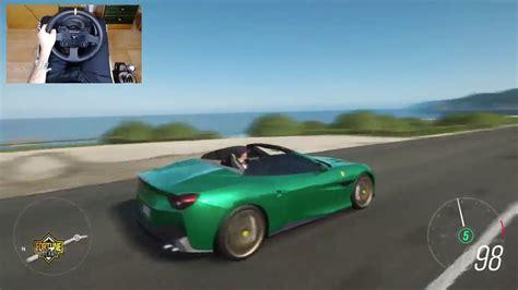 In this video, i have shown 2 methods, both are very quick, to unlock ferrari portofino. Forza Horizon 4 FERRARI PORTOFINO Test Drive with THRUSTMASTER TX + TH8A 1080p60FPS - YouTube
