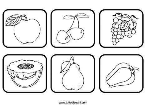 disegni da colorare frutta e verdura disegni frutta da colorare migliori pagine da colorare