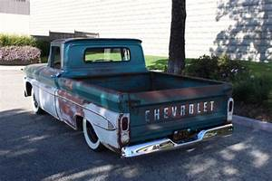 1961 Chevy Apache Patina C10 Frame Off For Sale