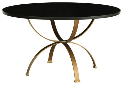 gold round dining table sophia round dining table espresso and gold