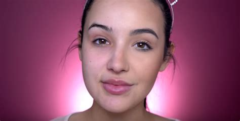 difference  instagram blogger makeup
