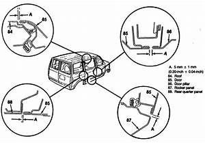Sliding Door Parts  Astro Van Sliding Door Parts