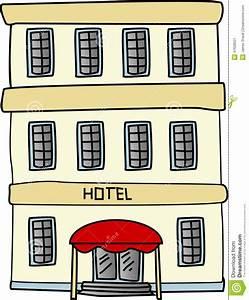 Image Gallery hotel building clip art