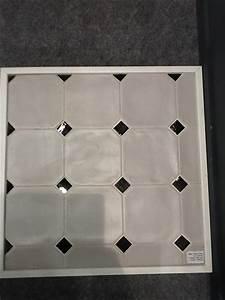 Carrelage Haut De Gamme : carrelage 15x15 octogonal avec cabochons cevica sl ce vi ~ Melissatoandfro.com Idées de Décoration